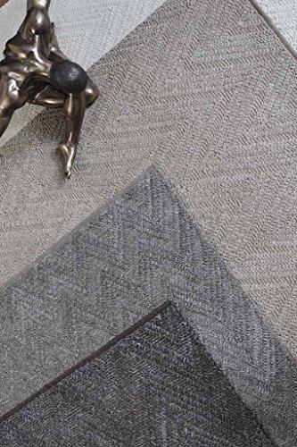 Repubblica il tappeto intrecciato a mano avorio Infeltrito Taylor lana (7'.6
