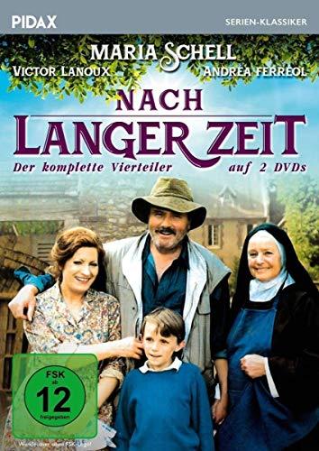 Nach langer Zeit / Der komplette Vierteiler mit Maria Schell (Pidax Serien-Klassiker) [2 DVDs]