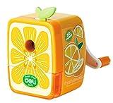 Schöne Office & School Supplies Hand Rotating Anspitzer - Orange
