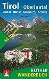 Tirol Oberinntal: 50 Touren zwischen Innsbruck und Arlberg (Rother Wanderbuch)