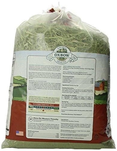 Oxbow Western Timothy Hay, 2.55 kg 3