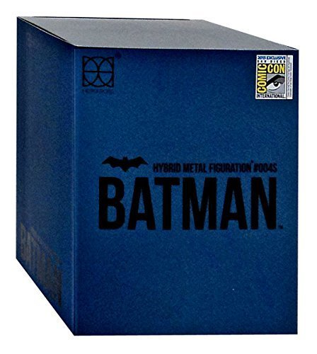 Bandai Batman Spielzeug (Batman Classic 1966 TV Series Hybrid Metal Figuration Die-Cast Metal Action Figure - San Diego Comic-Con 2015 Exclusive by Batman Classic 1966 TV Series)