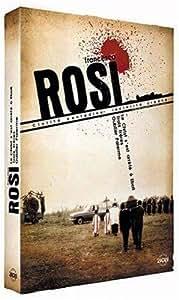 Francesco Rosi (Le Christ s'est arrète à Eboli / Trois frères / Oublier Palerme) [3 DVD Coffret]