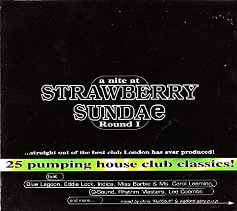 A Nite At Strawberry Sundae Round 1 by Various (1996) Audio CD