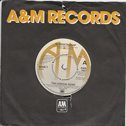 Supertramp - The Logical Song - A&M Records