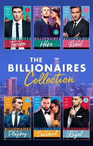 The Billionaires Collection (Mills & Boon e-Book Collections) (English Edition) -
