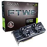EVGA 06G-P4-6768-KR Carte graphique Nvidia GeForce GTX 1060 6144 Mo PCI Express