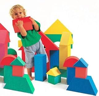 Edushape Giant Foam Blocks Construction Toy - 32 pcs (B001CS9VC2)   Amazon price tracker / tracking, Amazon price history charts, Amazon price watches, Amazon price drop alerts