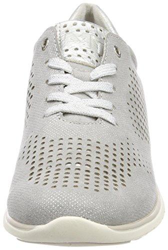 Marco Tozzi Damen 23729 Sneaker Grau Grey Comb - havana-gg.de Wo ... a23a5a1063