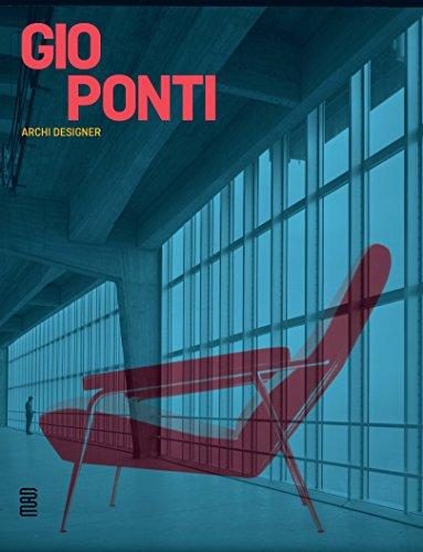 Gio Ponti : Archi-designer por Collectif