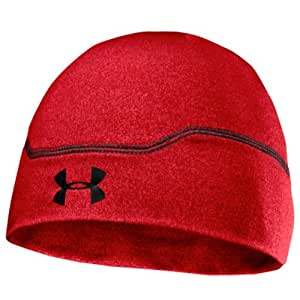 Under Armour Stealth CG Infrared Thermal Hat Men's red Red Size:taille unique