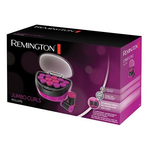 Remington H5670 Aufheizbare Jumbo Lockenwickler mit Keramik-Ionen-Technologie - 2