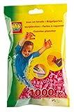Produkt-Bild: Bügelperlen - 1000 Stück - rosa
