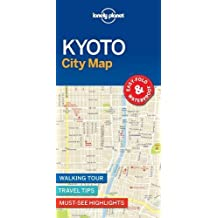 Lonely Planet Kyoto City Map (Lonely Planet City Map)
