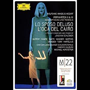 Mozart, Wolfgang Amadeus - Lo sposo deluso / L'oca del Cairo [2 DVDs]
