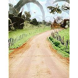 A.Monamour Edad, Dinosaurios, Historia, Parque, Largo, Trayectoria, Pared, Mural, Tela, Estudio, Fotografía, Telón De Fondo,