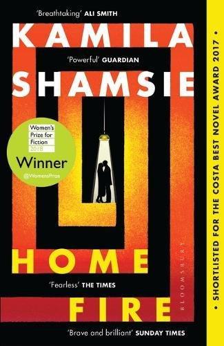 Buchseite und Rezensionen zu 'Home Fire' von Kamila Shamsie