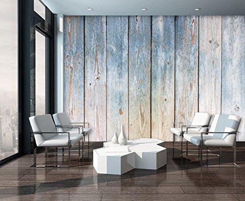 Fototapete Rustikales Holzdesign für eine moderne Wohnraumsgestaltung