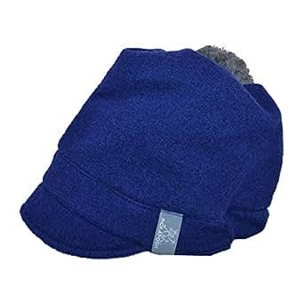 a9d5472eb8 PickaPooh Warme Schirmmütze Luna aus Wollwalk kbT: Amazon.de: Bekleidung