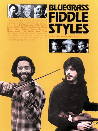 Bluegrass Fiddle Styles Vln