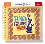 Penny Games [With 25 Newly Minted Pennies and Game Boards] (Chicken Socks)