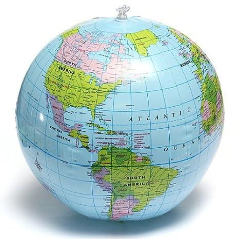 Earth World Map Globe Timekeeperwatches - World map glob