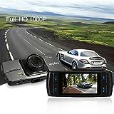 Anytek A88 2,7 Zoll 1080P FHD Auto Kamera Dashcam DVR Camcorder mit G-sensor...