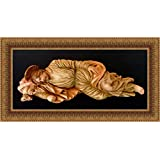 THE MOST FABULOUS ANTIQUE ROYAL AND BEAUTIFUL ROME ORGIN (SLEEPING JOSEPH)OF MOST HOLY SECRET ST JOSEPH (NOTE: SLEEPING JOSEPH IS VERY NECESSARY TO BE KEPT IN HOME FOR OUR BLESSINGS IN BUSSINESS AND WORK ,ACTUALLY BELIEVED ST JOSEPH PRAYS FOR OUR WORK AND
