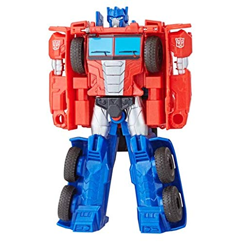 Hasbro Transformers: Cyberverse: 1-Step Changer Optimus Prime