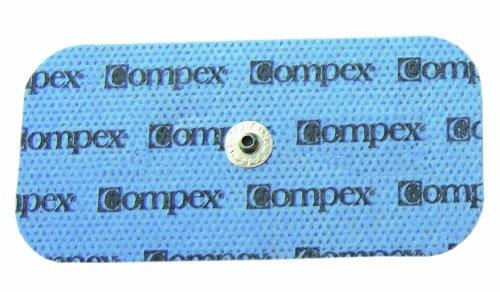 Compex Easysnap Performance 5 x 10 cm - 2 unidades