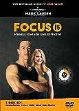 Mark Lauren 3 DVD-Set | Focus 15 | Das Ultimative Workout-DVD-Set