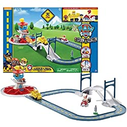 PAW PATROL Playset Track LOOKOUT TOWER LAUNCH'N'ROLL Pista RACERS Spin Master 6028063
