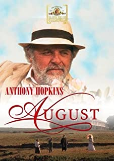 August by Anthony Hopkins