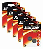 Energizer Original Battery Lithium CR 2016 3 Volt 5x Pack of 2