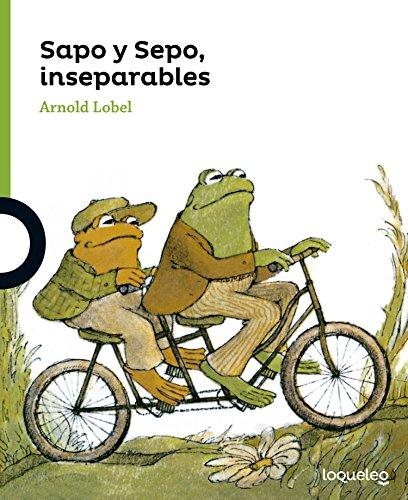 Sapo y sepo, inseparables por Arnold Lobel