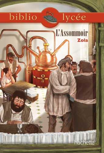 BIBLIOLYCEE - L'Assommoir nº 55 par Émile Zola