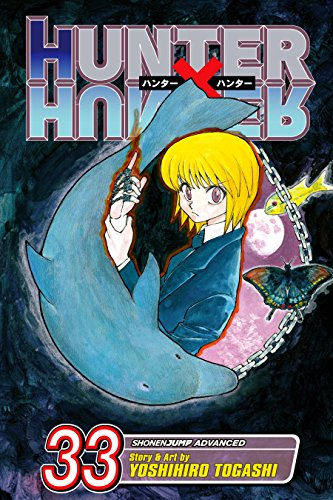 Hunter x Hunter, Vol. 33: Threats (English Edition)