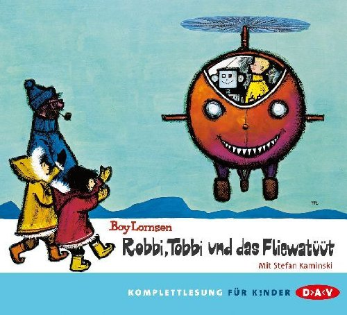 Robbi, Tobbi und das Fliewatüüt Box (Hörbuch)