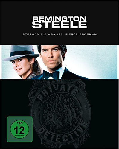 Remington Steele – Die komplette Serie (exklusiv bei Amazon.de) (Limited Collector's Edition) [30 DVDs] [Limited Collector's Edition]