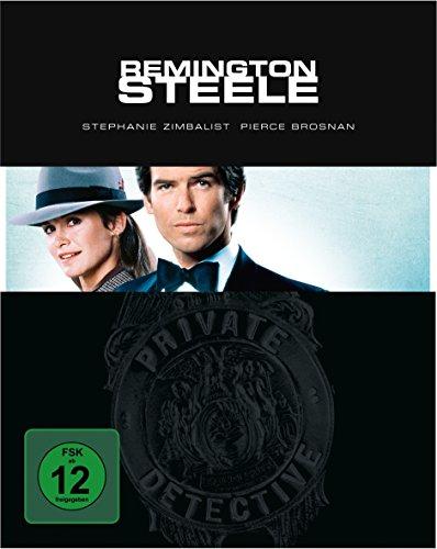 Remington Steele – Die komplette Serie (exklusiv bei Amazon.de) (Limited Collector's Edition) [30 DVDs] [Limited Collector's Edition]