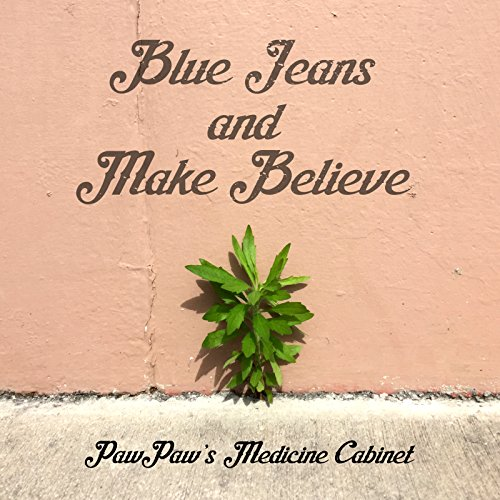 Blue Jeans and Make Believe (Paw Blue Paw Tracks)