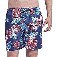 Pantalones Cortos Hombre para Nadar Pantalones Cortos Pantalones Cortos Hombre Deporte de natación para Practicar