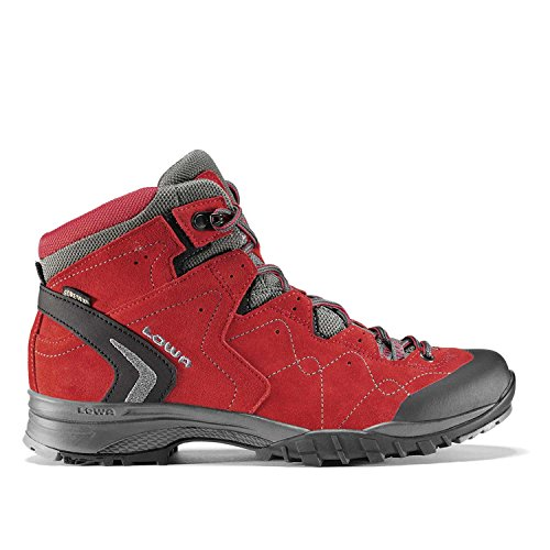 Lowa chaussures gmbH, gTX wS fOCUS (rouge/anthracite) - Rot/Anthrazit
