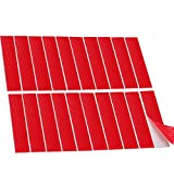 Picture Of 20 Pack Number Plate Sticky Pads Double Sided Foam Pad for Number Plates Car License Plates Fixing