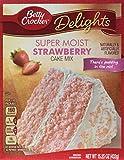 Betty Crocker super saftige Erdbeerkuchen-Mischung 432 g, 2er Box (2 x 432 g)