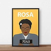 Rosa Parks Poster // Print – Art