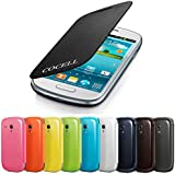 Black Flip Case Cover for Samsung Galaxy S3 SIII mini i8190 GT-i8190, S5 SV SM-G900 SM-G900F SM-G900A SM-G900T SM-G900M, Note 3 Note III N9000 N9002 N9005,S4 SIV i9500 i9505 LTE GT-i9500, S4 SIV mini i9190 i9195,S3 SIII i9300 GT-i9300 ,Note 2 II N7100,S2 SII i9100,Mega 6.3 i9200 in retail package, Free Screen Protector