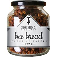 100% Natural Bee Bread from Wild Estonian Meadows, 200 g