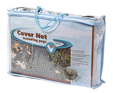 VT filet de protection pour bassin d'agrément, Cover Net 6
