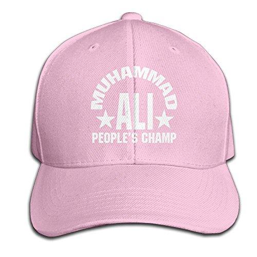 Maneg Muhammad Ali verstellbar Jagd Mountain top Hat & Cap, unisex, rose